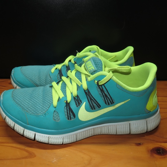 974efab1765 Nike Free 5.0 + (580591-373) Women's Running Shoes